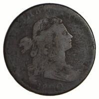 1800 DRAPED BUST LARGE CENT - CIRCULATED 2566