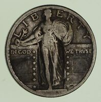 1923-S STANDING LIBERTY QUARTER - CIRCULATED 1429