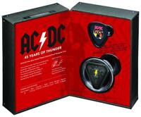 2018 AC/DC PROOF COIN IN SPECIAL EDITION CASE
