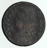 1811 CLASSIC HEAD HALF CENT - CIRCULATED 4675