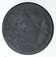 1810 CLASSIC HEAD LARGE CENT - CIRCULATED 9239