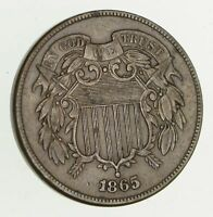 1864 TWO-CENT PIECE - CHOICE 9405