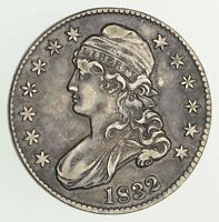 1832 CAPPED BUST HALF DOLLAR - O-113 - CIRCULATED 9538