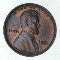 1921 LINCOLN WHEAT CENT - UNCIRCULATED 9162