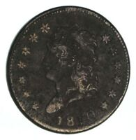 1810 CLASSIC HEAD LARGE CENT - CIRCULATED 1259
