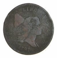1797 LIBERTY CAP HALF CENT - CIRCULATED 8074