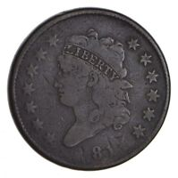 1814 CLASSIC HEAD LARGE CENT - CIRCULATED 9930