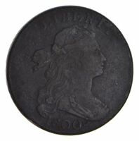 1800 DRAPED BUST LARGE CENT - S-208 - CIRCULATED 9913