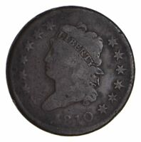 1810 CLASSIC HEAD LARGE CENT - CIRCULATED 9903