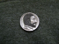 1936 BUFFALO HOBO NICKEL 5 CENT PIECE