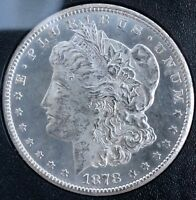 1878 CC MORGAN DOLLAR GSA MS 62