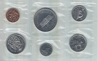 1973  LARGE BUST CANADIAN UNCIRCULATED PROOF LIKE   PL SET WITH COA