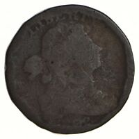 1802 DRAPED BUST LARGE CENT - CIRCULATED 2567