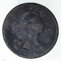 1802 DRAPED BUST LARGE CENT - CIRCULATED 9339