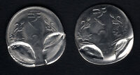 INDIA RS.2/  COIN 2 PC DOUBLE INDENT & MULTIPLE ERROR