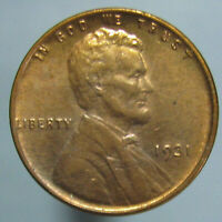 MINT STATE 1931 LINCOLN CENT   SLIGHTLY ROTATED REVERSE