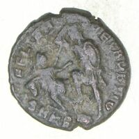 GENUINE   ANCIENT ROMAN COIN   1500  YEARS OLD   HOLD HISTOR