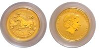 2014 AUSTRALIAN YEAR OF THE HORSE 1/20OZ GOLD COIN GEM BU