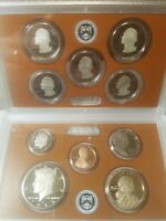 2019 S US MINT 11 COIN PROOF SET WITH WESTPOINT PENNY ORIGIN