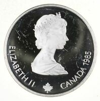 SILVER   WORLD COIN   1985 CANADA $20 DOLLARS   WORLD SILVER