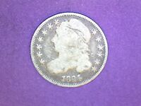 CAPPED BUST DIME - 1834 - KM 48