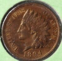 1894 INDIAN HEAD CENT
