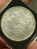 1904 O MORGAN SILVER US ONE DOLLAR VAM 26 FAR DATE DOUBLED 190 VARIETY COIN