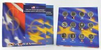 2002 THE 50 STATE QUARTERS & EURO COIN COLLECTON  657