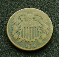1871 2 CENTS