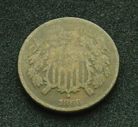 1866 2 CENTS