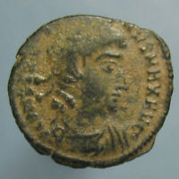 CONSTANTINE THE GREAT GLORIA EXERCITVS AE 3/4 FROM NICOMEDIA   NICE SAND PATINA