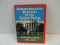 COLLECTOR'S ALBUM OF FIFTY STATE COMMEMORATIVE QUARTERS OF U