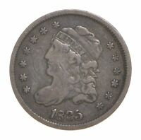1835 CAPPED BUST HALF DIME 4578
