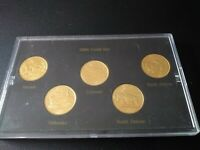 2006 GOLD EDITION STATE QUARTER COLLECTION EXACT SET SHOWN
