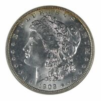 1903-O MORGAN DOLLAR ANACS MINT STATE 65 198445