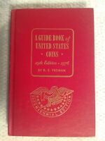 1976 A GUIDE BOOK OF UNITED STATES COINS RED BOOK 29TH EDITION BICENTENNIAL