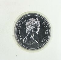 1975 CANADA BEAUTIFUL SILVER DOLLAR COIN .500 SILVER 50   23