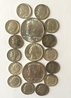 $2.65 FACE VALUE 90  JUNK SILVER