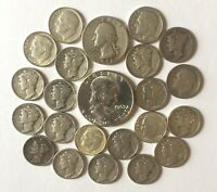 $2.85 FACE VALUE 90  JUNK SILVER