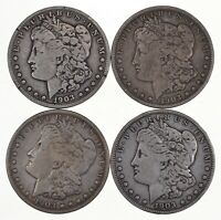 LOT 4 1903-S MORGAN SILVER DOLLARS 3097