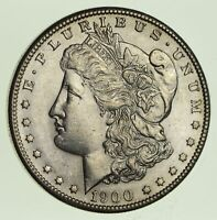 1900-S MORGAN SILVER DOLLAR - UNCIRCULATED 5780
