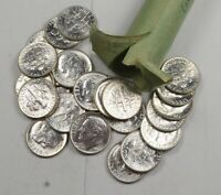 1958 1964 UNC BU MS ROOSEVELT DIME $5 FACE 90  SILVER ROLL  50  BULK AVAILABLE