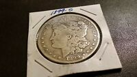 1899 S MORGAN EARLY SILVER DOLLAR 90 SILVER CONTENT