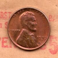 1949 S PENNY CIRCULATED/TOTAL PRODUCED: 64,290,000 49S0906