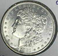 1901-0 MORGAN DOLLAR COIN