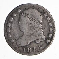 1914 CAPPED BUST DIME - JR5 - CIRCULATED 1839