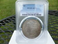 1900 P $1 PCGS AU55 - MORGAN SILVER DOLLAR .  COIN FOR THE COLLECTOR