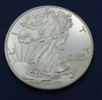 2018 W PROOF .999 1 OUNCE SILVER EAGLE