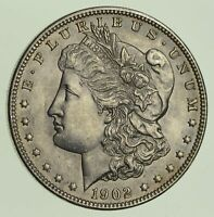 1902 MORGAN SILVER DOLLAR - UNCIRCULATED 5841