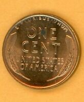 1954D LINCOLN WHEAT CENT BRILLIANT RED AS SEEN IN PHOTO - SHIPS FREE